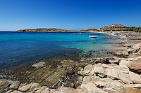 Paraga is the most exotic beach in Mykonos, Greece