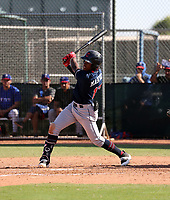 Angel Martinez - 2021 AIL Indians (Bill Mitchell)