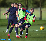 Barrie McKay and Martyn Waghorn