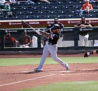 Yoan Moncada - Chicago White Sox 2021 spring training (Bill Mitchell)