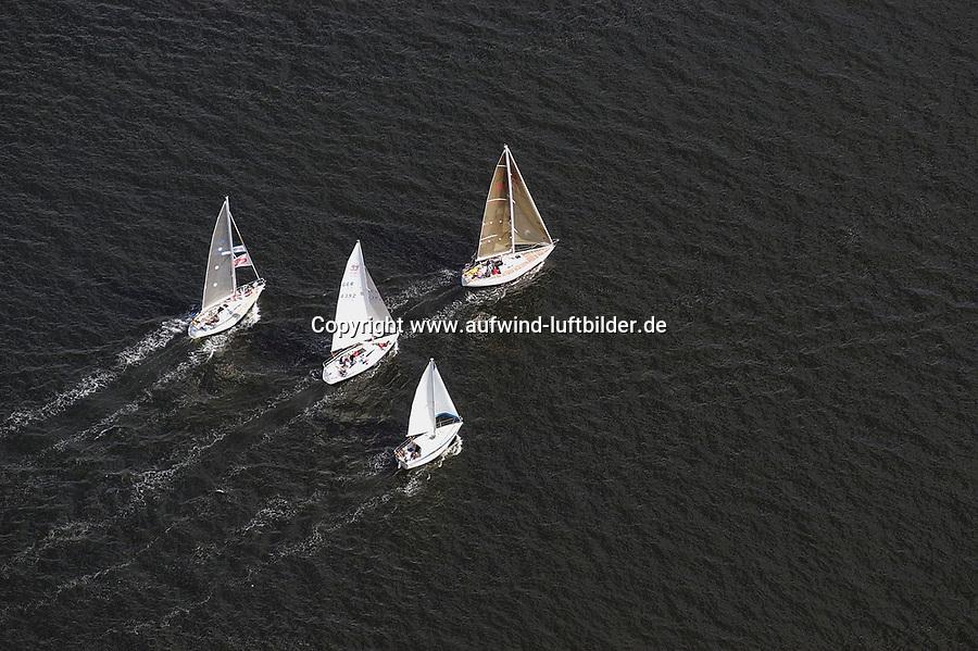 Deutschland,  Schleswig- Holstein, Kieler Woche, Segeln