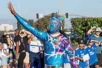 SAN JOSE, CA - SEPTEMBER 4: Mexican Heritage Night at PayPall Park before a game between Colorado Rapids and San Jose Earthquakes at PayPal Park on September 4, 2021 in San Jose, California.