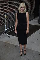 ANNA FARIS<br /> at ''Late Night with David Letterman'' 9-27-2011<br /> Photo By John Barrett/PHOTOlink.net.2011