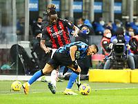 Milano  26-01-2021<br /> Stadio Giuseppe Meazza<br /> Coppa Italia Tim 2020/21<br /> Inter - Milan nella foto:  Meitè                                                        <br /> Antonio Saia Kines Milano
