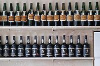 in the laboratory tasting room ferreira port lodge vila nova de gaia porto portugal