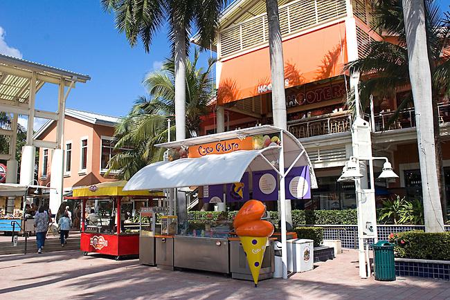 Bayside Market, Downtown Miami, Florida