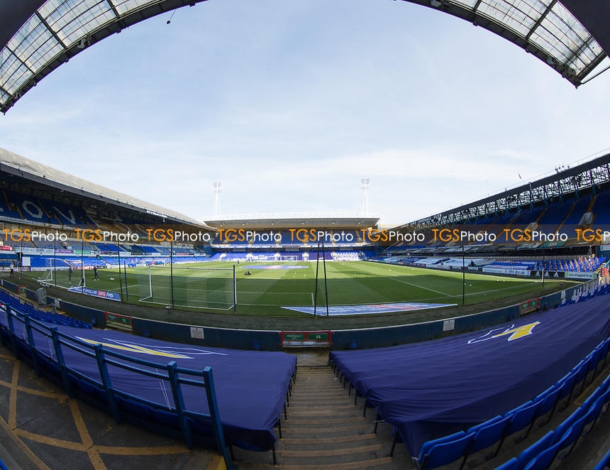 A general view at Portman Road during Ipswich Town vs Wigan Athletic, Sky Bet EFL League 1 Football at Portman Road on 13th September 2020