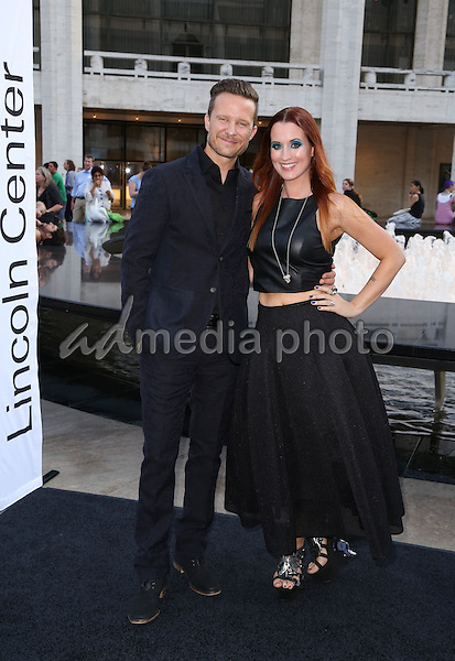 """06 July 2015 - New York, New York - """"Danny Elfman's Music From The Films Of Tim Burton'' 2015 Lincoln Center Festival Opening Night at Josie Robertson Plaza at Lincoln Center. Photo Credit: McBride/face to face/AdMedia"""