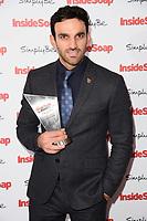 Davood Ghadami<br /> at the Inside Soap Awards 2017 held at the Hippodrome, Leicester Square, London<br /> <br /> <br /> ©Ash Knotek  D3348  06/11/2017