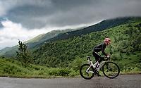 Élie Gesbert (FRA/Arkéa Samsic)<br /> <br /> Stage 16 from El Pas de la Casa to Saint-Gaudens (169km)<br /> 108th Tour de France 2021 (2.UWT)<br /> <br /> ©kramon
