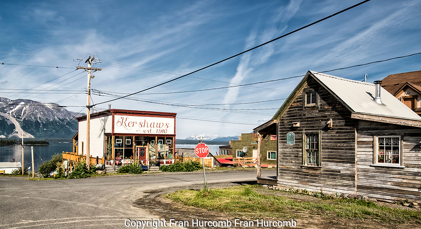 Atlin intersection