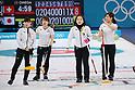 PyeongChang 2018: Curling: Women Round Robin: Switzerland - Japan