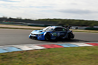23rd August 2020, Lausitz Circuit, Klettwitz, Brandenburg, Germany. The Deutsche Tourenwagen Masters (DTM) race at Lausitz;   Philipp Eng AUT BMW Team RMR at the DTM round at the Lausitzring