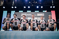 Team Sunweb are the new TTT World Champions ahead of BMC and SKY<br /> <br /> Men's Team Time Trial<br /> <br /> UCI 2017 Road World Championships - Bergen/Norway
