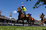 APRIL 30, 2021:  Aunt Pearl races in the Edgewood Stakes at Churchill Downs in Louisville, Kentucky on April 30, 2021. EversEclipse Sportswire/CSM
