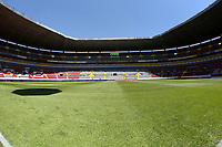 GUADALAJARA, MEXICO - MARCH 18: Estadio Jalisco before a game between Costa Rica and USMNT U-23 at Estadio Jalisco on March 18, 2021 in Guadalajara, Mexico.