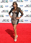 Vivica A. Fox arrives at the 2010 BET Awards at the Shrine Auditorium in Los Angeles, California on June 27,2010                                                                               © 2010 Hollywood Press Agency