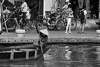 Hoi An's canal