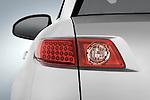 Tail light detail of a 2008 Infiniti FX35 SUV