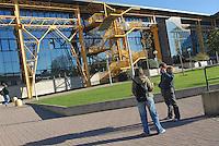 - Milan, center of the Polytechnic university in the Bovisa district....- Milano, sede dell'università Politecnico nel quartiere Bovisa
