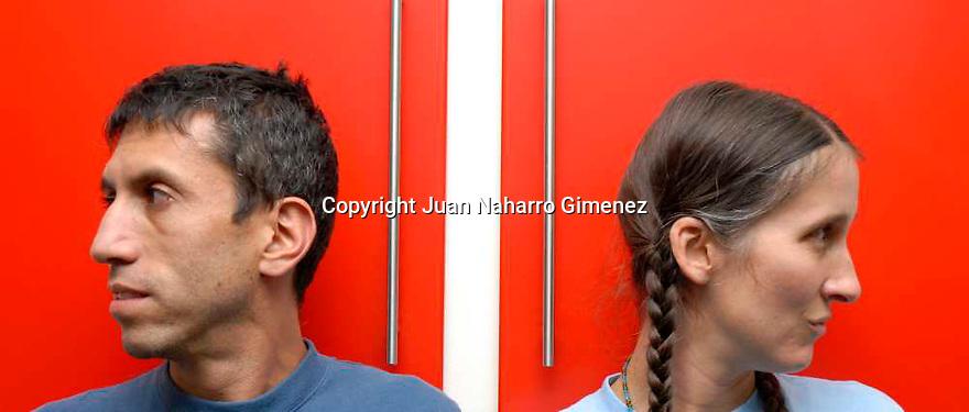 ATERCIOPELADOS. ANDREA ECHEVERRI Y HECTOR BUITRAGO.....© JUAN NAHARRO