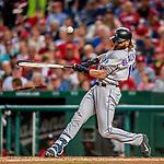 2017-07-29 MLB: Colorado Rockies at Washington Nationals