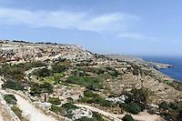 bei den Dingli Cliffs, Malta, Europa