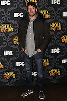 """LOS ANGELES, CA - JANUARY 07: Scott Aukerman arriving at the Los Angeles Screening Of IFC's """"The Spoils Of Babylon"""" held at the Directors Guild Of America on January 7, 2014 in Los Angeles, California. (Photo by Xavier Collin/Celebrity Monitor)"""