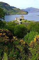 Eilean Donan Castle<br /> Scotland May 8th - 19th. Trip across Scotland<br /> Foto Samantha Zucchi Insidefoto