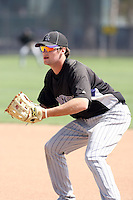 Ben Paulsen, Colorado Rockies 2010 minor league spring training..Photo by:  Bill Mitchell/Four Seam Images.