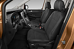 Front seat view of 2021 Volkswagen Caddy Style 5 Door Mini MPV Front Seat  car photos