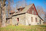 Stony Kill Farm. Fishkill, NY. Yerplank Tenant Farmhouse.