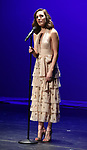 "Laura Osnes during The ""Mr. Abbott"" Award 2019 performances at The French Institute Alliance Francaise on 3/25/2019 in New York City."