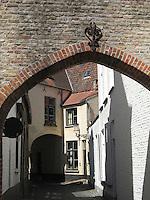 Old Brugge, Belgium