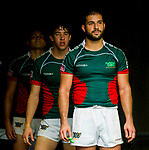 Russia play Mexico on Day 2 of the Cathay Pacific / HSBC Hong Kong Sevens 2013 on 23 March 2013 at Hong Kong Stadium, Hong Kong. Photo by Manuel Queimadelos / The Power of Sport Images