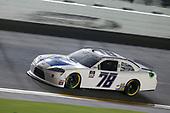 #78: Vinnie Miller, B.J. McLeod Motorsports, Toyota Camry Koolbox Ice