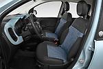 Front seat view of 2020 Fiat Panda-Cross Launch-Edition 5 Door Hatchback Front Seat  car photos