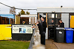 Hucknall Town v Heanor Town, 17th October 2020, at the Watnall Road Ground, East Midlands Counties League. Photo by Paul Thompson.
