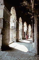 Inner ring of the Colosseum, Rome, Italy 80 AD