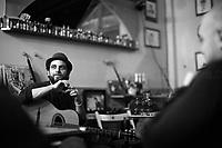 20.03.2018 - Nosenzo (Gypsy Folk) Unplugged In Osteria Poppyficio
