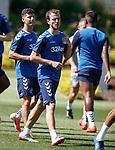 24.06.2019 Rangers training in Algarve: Andy Halliday and Jordan Jones