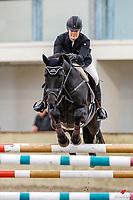 NZL-Sarah Young rides Equador MVNZ. Class 7: BDO Equestrian Horse 1.20m A2. 2020 NZL-Hygain Feeds Rotorua Spring Show. NEC Taupo. Saturday 26 September. Copyright Photo: Libby Law Photography