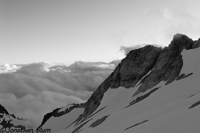Above the Clouds, North Cascades National Park