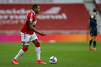13th March 2021; Riverside Stadium, Middlesbrough, Cleveland, England; English Football League Championship Football, Middlesbrough versus Stoke City; Nathaniel Mendez-Laing of Middlesbrough