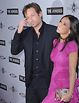 David Duchovny and Demi Moore at the L.A. Premiere of The Joneses held at The Arclight Theatre in Hollywood, California on April 08,2010                                                                   Copyright 2010  DVS / RockinExposures