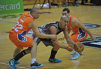140704 National Basketball League - Hawks v Sharks Semifinal One