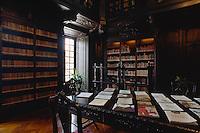 China, Macao, Largo de Senado, Bibliothek, Unesco-Weltkulturerbe