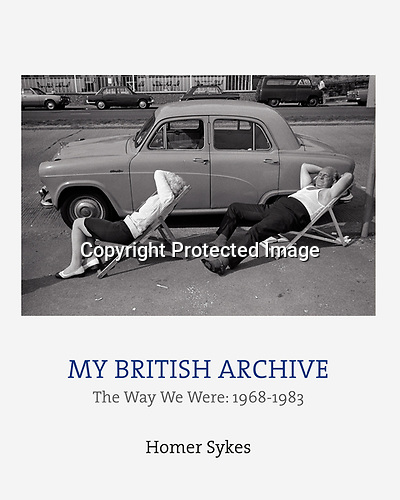 My British Archive, The Way We Were: 1968-1983.  £33-00 including p&p in the UK. <br /> Signed and or dedicated let me know please. Email CONTACT AT THE BOTTOM OF EACH PAGE payment by Paypal or BACS. <br /> <br /> Published by Dewi Lewis Publishing.<br /> <br /> Hardback 168 pages<br /> 138 duotone plates, 290 x 235mm <br /> ISBN: 978-1-911306-40-5