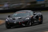 5-8 January, 2017, Daytona Beach, Florida USA<br /> 76, McLaren, McLaren GT4, GS, Matt Plumb<br /> ©2017, Jake Galstad<br /> LAT Photo USA