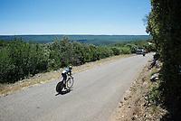 Gorka Izagirre (ESP/Movistar)<br /> <br /> stage 13 (ITT): Bourg-Saint-Andeol - Le Caverne de Pont (37.5km)<br /> 103rd Tour de France 2016